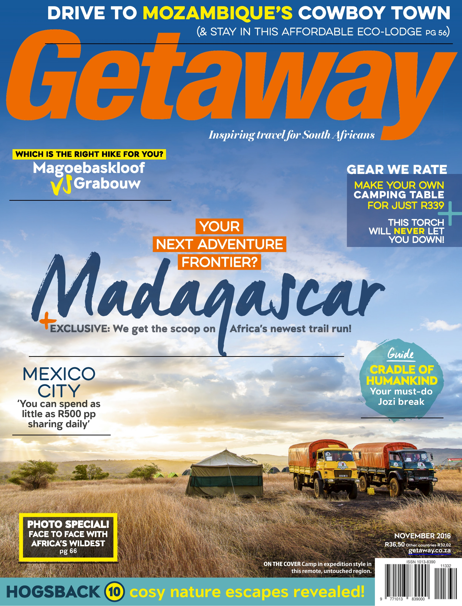 Getaway Magazine Gallery Competition 2016
